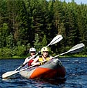 Kayaking/ Canoeing