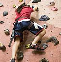 Indoor/ Outdoor Rock Climbing